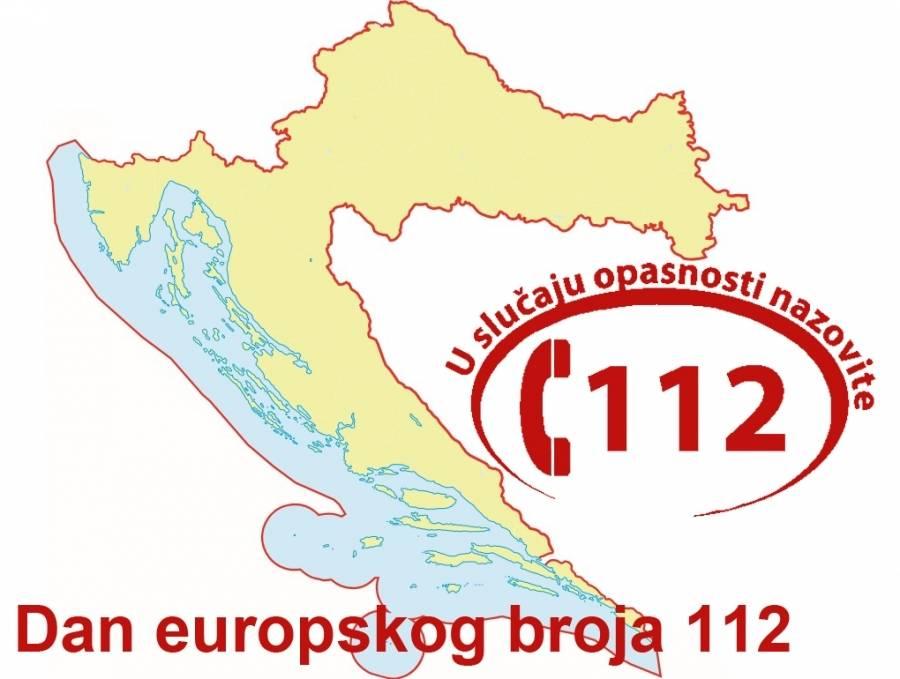 Sutra se obilježava Dana europskog broja 112