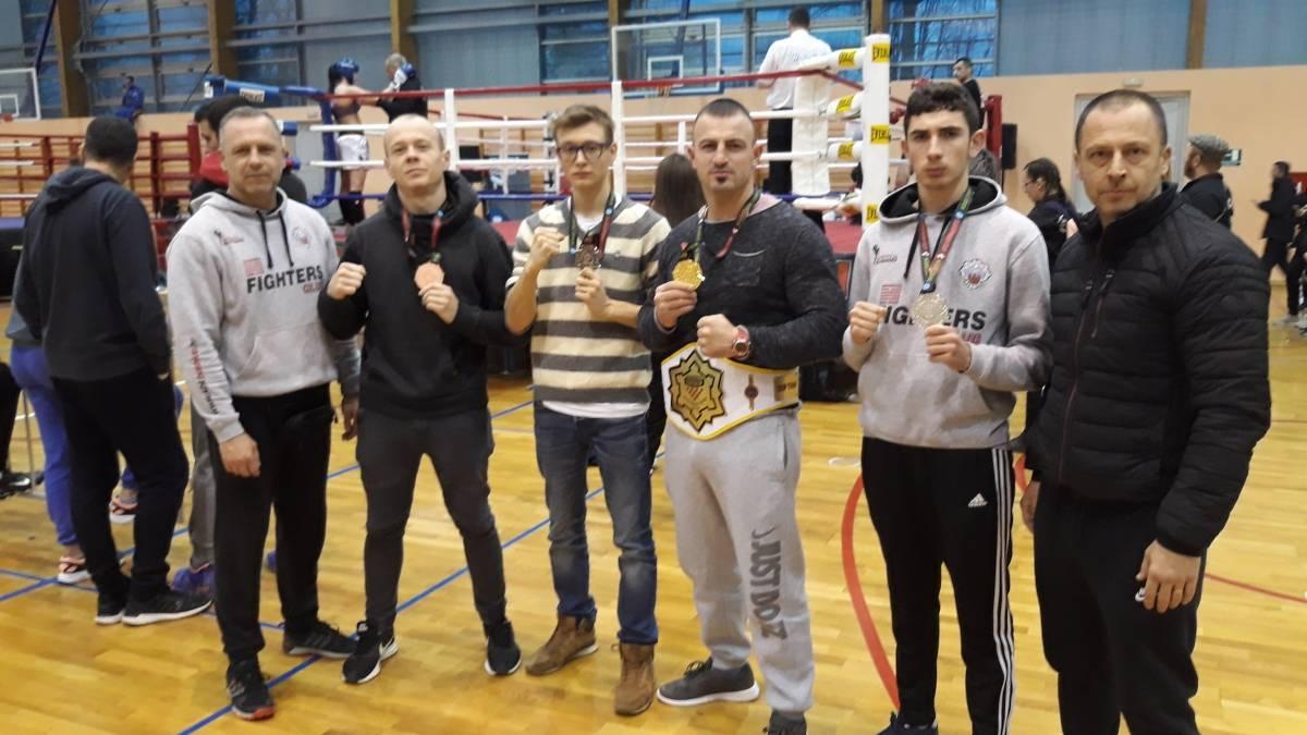 Miroslav Odoljević u kategoriji teškaša osvojio zlato u Karlovcu