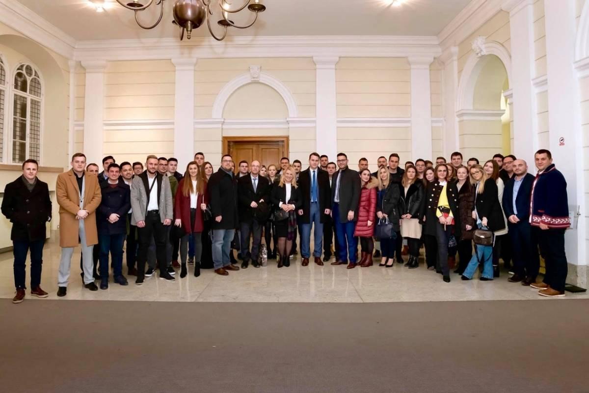 Savjet mladih Grada Požege sudjelovao na 3. kongresu savjeta mladih