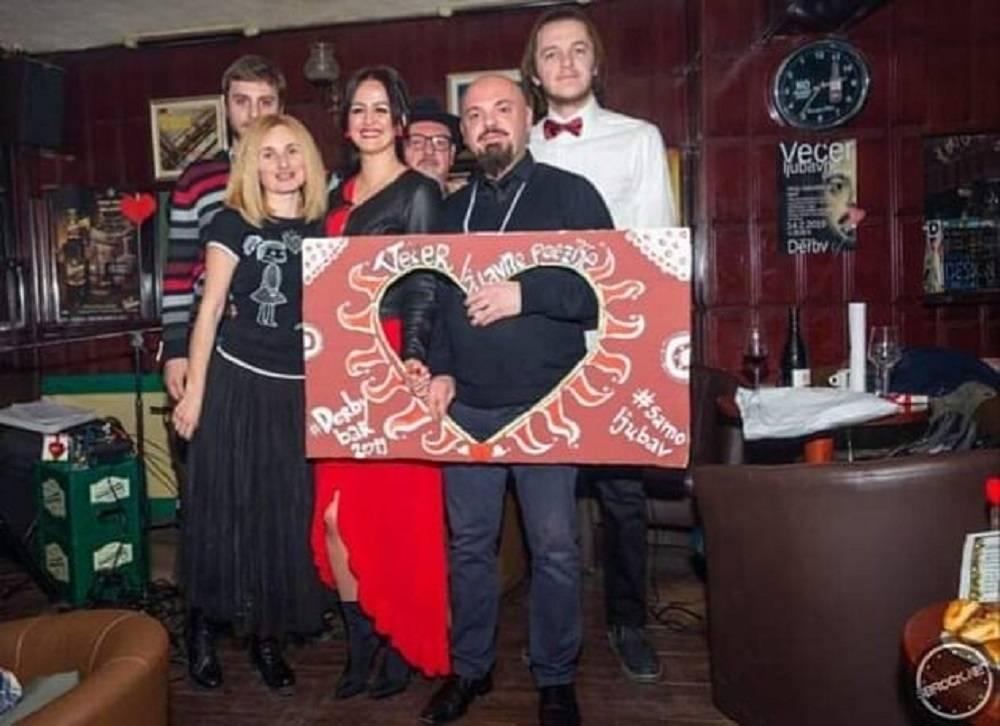 Najbolja Valentinovska zabava u gradu