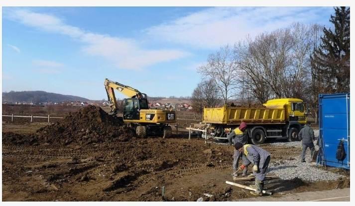 Počela gradnja novog objekta dječjeg vrtića u Pleternici