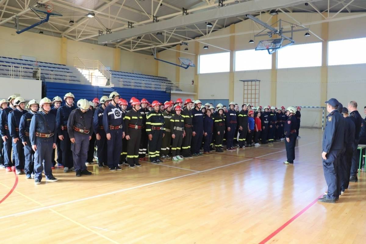 U Lipiku održan 3. zimski vatrogasni kup