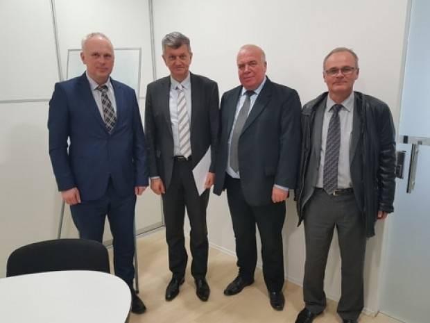 Lipički gradonačelnik na sastanaku s ministrom Kujundžićem u vezi povećanja limita te budućih projekata i investicija