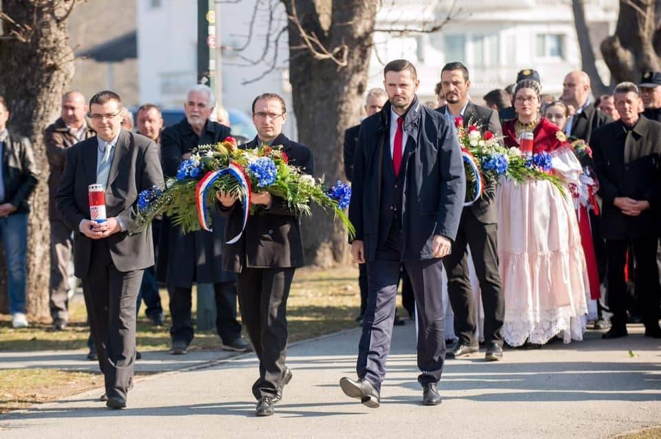 """Svečano obilježena 84. godišnjica """"Sibinjskih žrtava"""""""