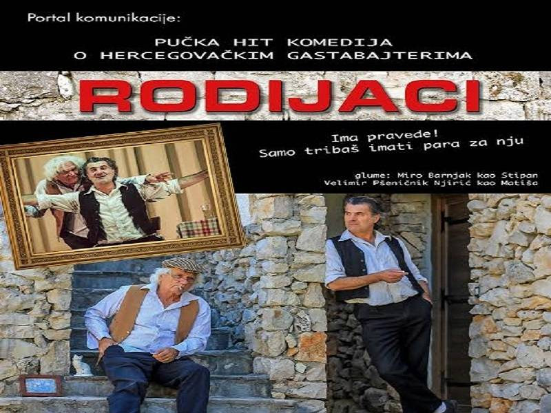 Pučka hit komedija ʺRODIJACIʺ o hercegovačkim gastabajterima dolazi u Slavonski Brod