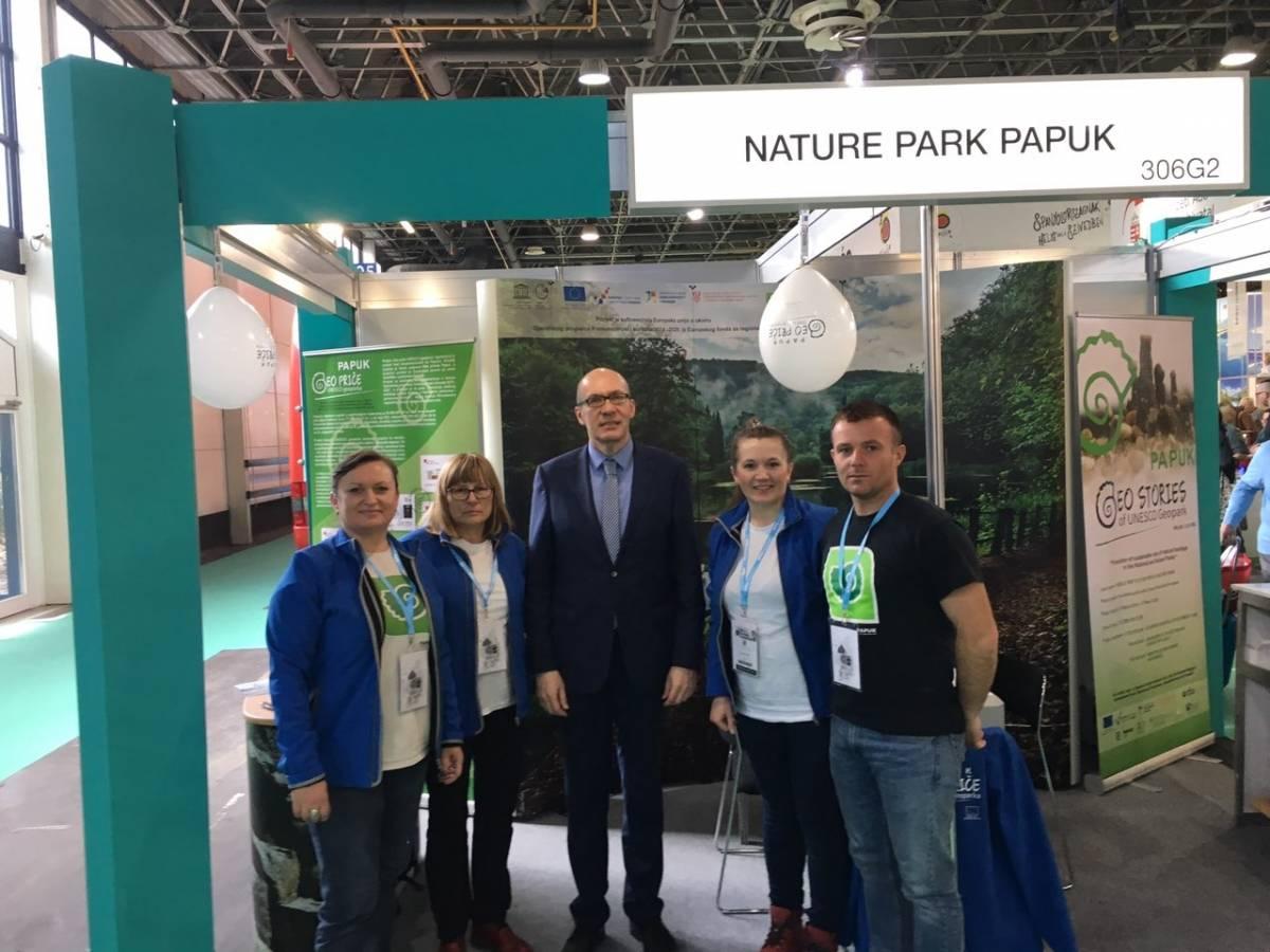 Park prirode Papuk sudjelovao na sajmu Travel u Budimpešti