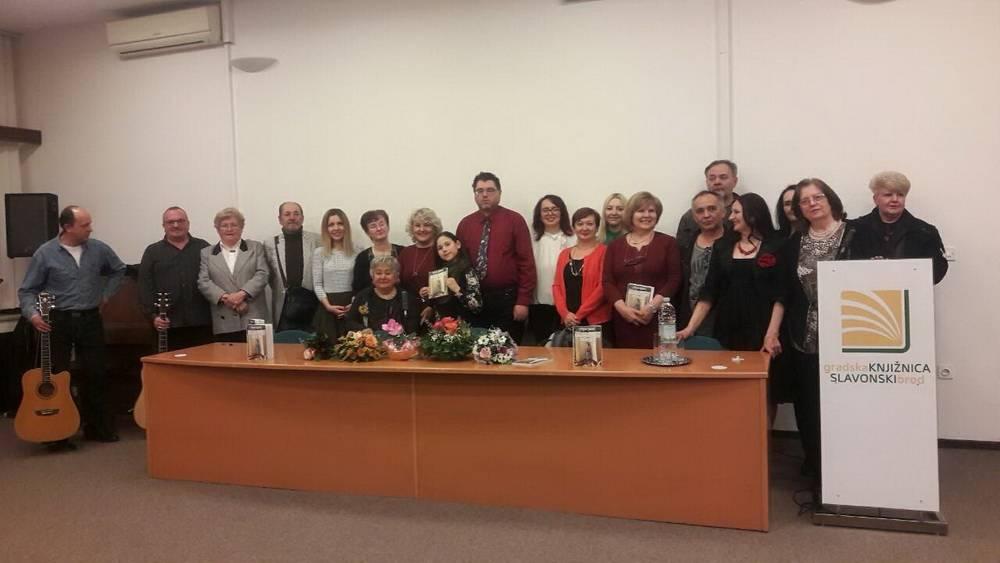 Održana promocija prve knjige poezije pjesnikinje Lidije Barić