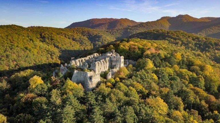 Park prirode Papuk učinio prvi ozbiljan korak za spas srednjovjekovne palače Ružice grada