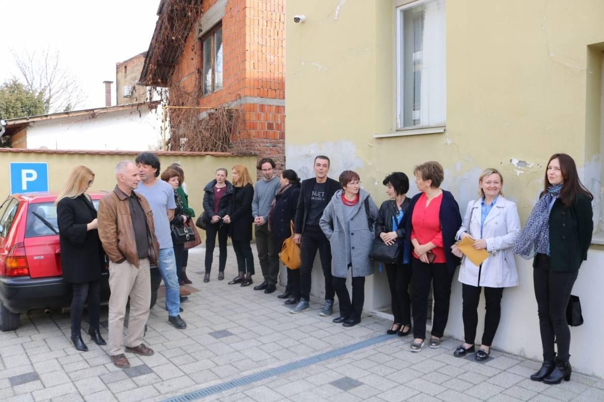 CZSS Požega održao skup podrške zaposlenicima CZSS-a Zadar