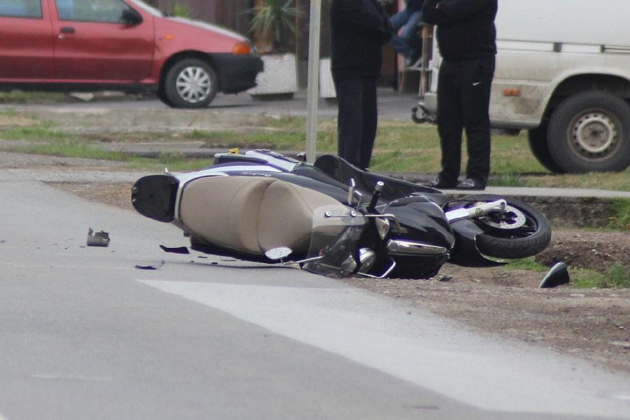 Prometna nesreća - Oduzeo mu prednost prolaska te prouzrokovao prometnu nesreću