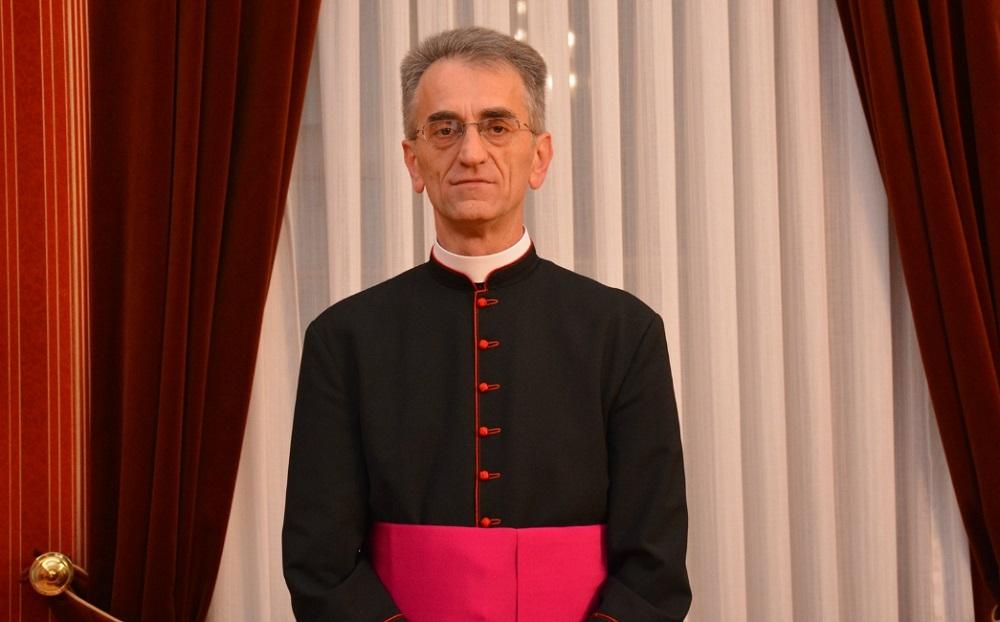 Mons. Ivan Ćurić imenovan pomoćnim biskupom Đakovačko-osječke nadbiskupije!
