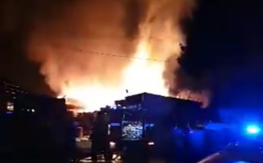 Otkriven uzrok požara na pilani u Trnjanima