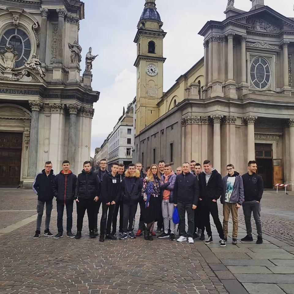 17 učenika Industrijsko-obrtničke škole radi praksu u Torinu