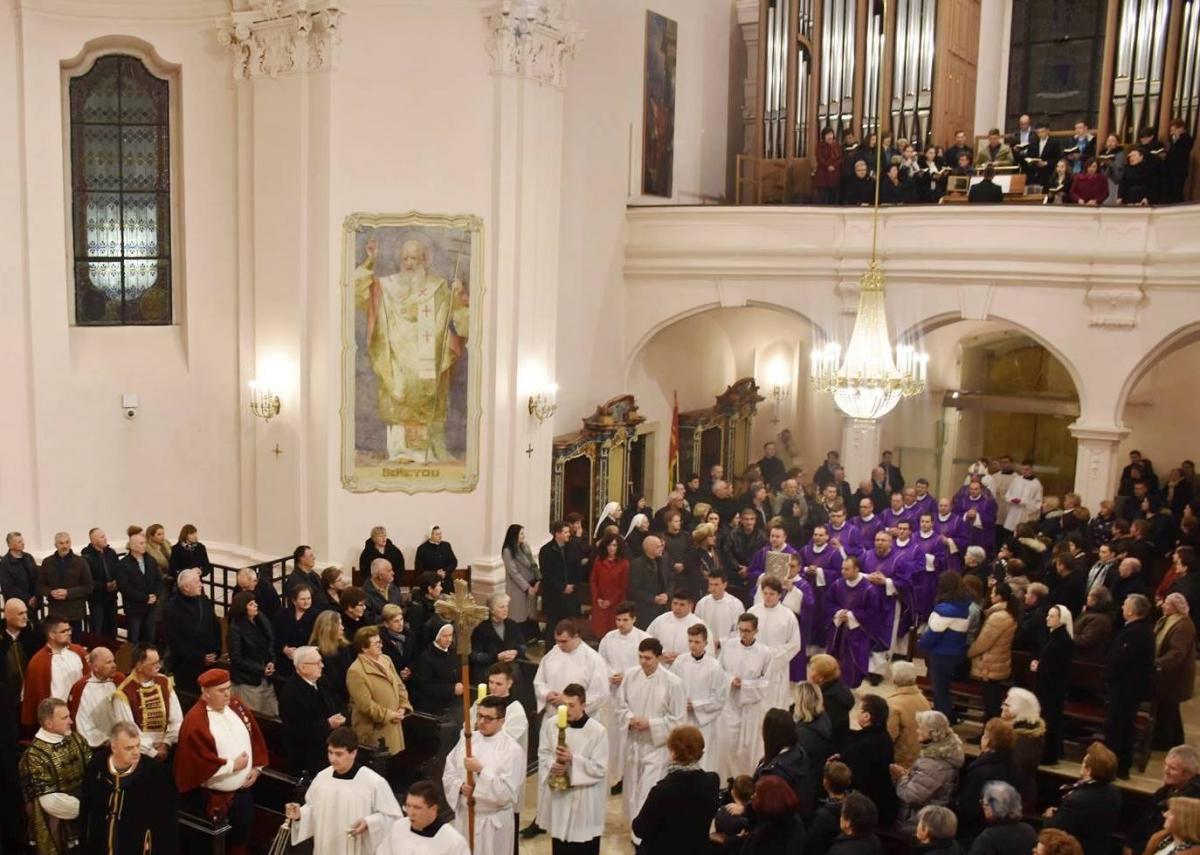 Godišnjica smrti kardinala Franje Kuharića u Požegi
