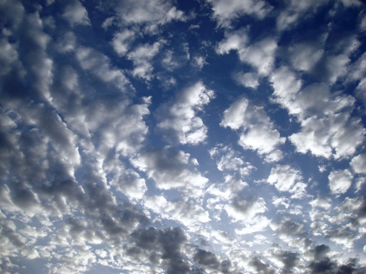 Danas će prevladavati oblačno vrijeme, a najviše dnevne temperature iznosnit će od 10 do 13°C