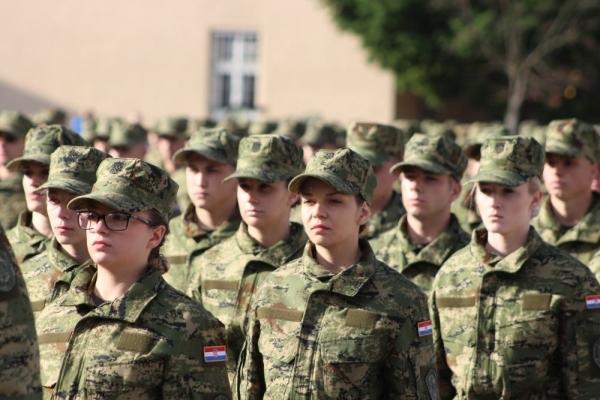 MORH poziva vojne obveznike na upis u vojnu evidenciju, evo tko se sve dužan odazvati