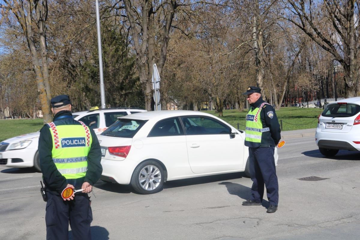 U policijskoj pojačanoj kontroli vozača rekorder imao 2,12 promila alkohola