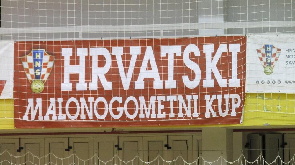 Iznenađenje na Hrvatskom malonogometnom kupu u dvorani ʺVijušʺ