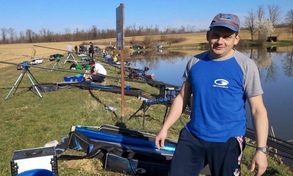Otvoreno prvenstvo Pakraca u ribolovu: 17 natjecatelja u borbi za naslov