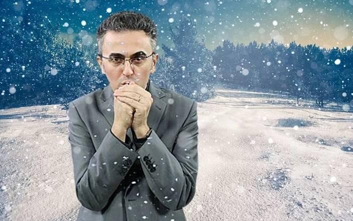 Vakula najavio da stižu oluje, snijeg i drastično zahlađenje