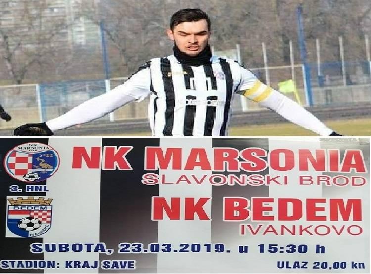 Marko Čanić - Obećavamo da ćemo dati sve od sebe... dođite i podržite nas...