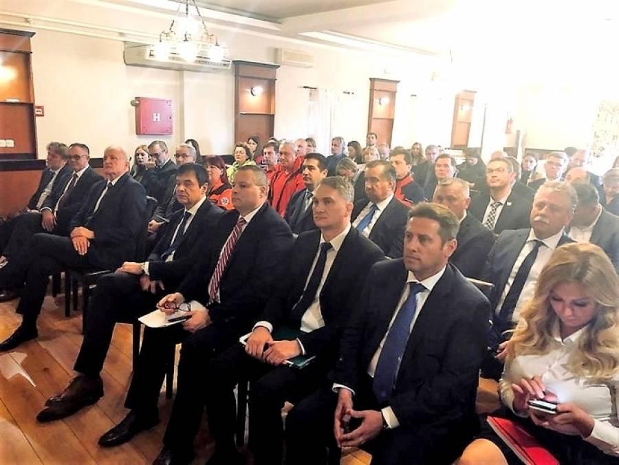 U Vinkovcima održan radni sastanak s predstavnicima turističkog sektora Republike Hrvatske