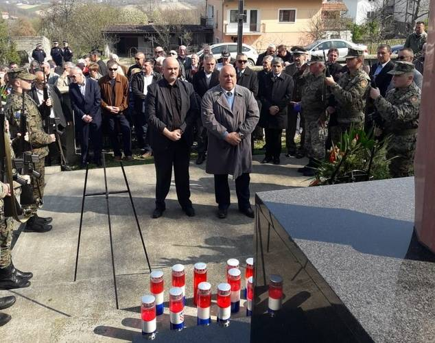 U Derventi središnje obilježavanje 27. obljetnice osnutka 103. brigade HVO-a Derventa