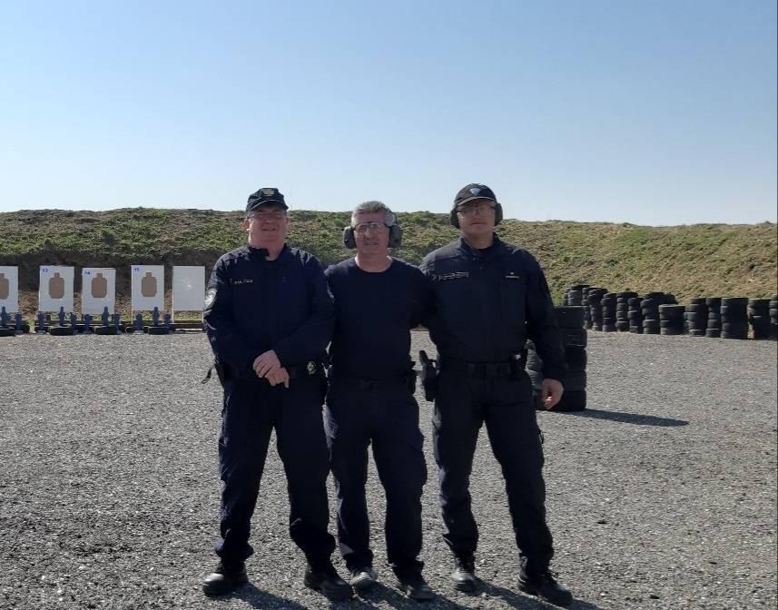 Brodski policajci treći na prvenstvu MUP-a u streljaštvu