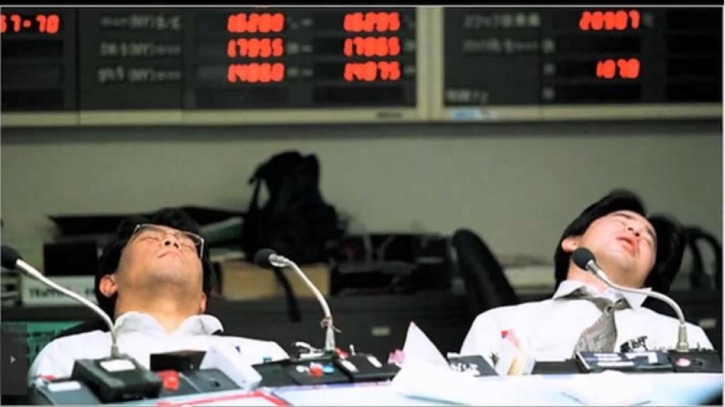 Japanci uvode obavezno spavanje na poslu