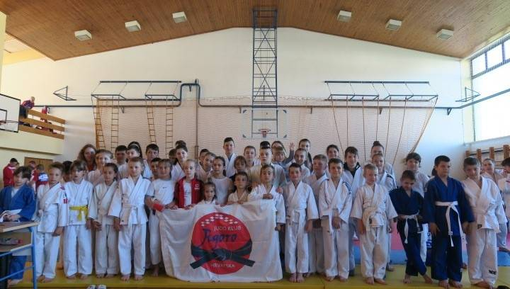 ʺJIGORO KUP 2019.ʺ- Prvi međunarodni judo turnir u Kutjevu okupio 300 natjecatelja