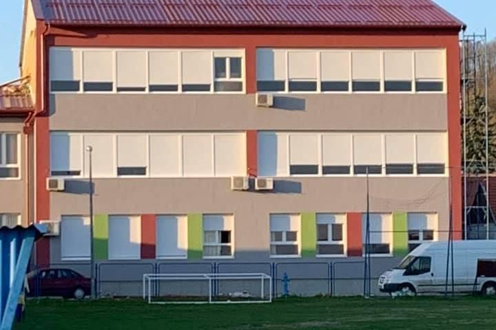 Sibinjska škola u novom ruhu