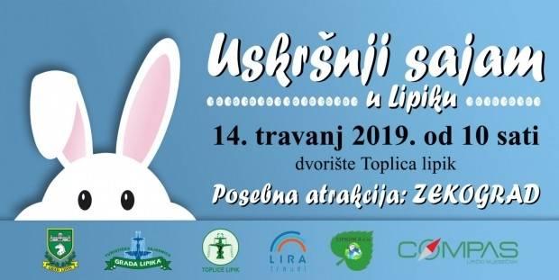 Uskršnji sajam u Lipiku!!! – ne propustite