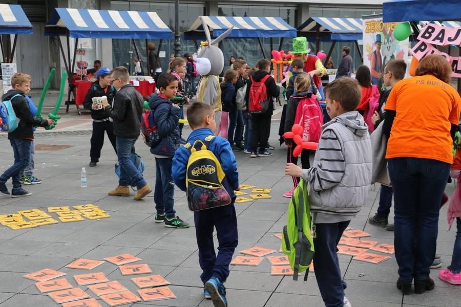 Nastavlja se bogat program Dječjih svečanosti ʺU svijetu bajki Ivane Brlić-Mažuranićʺ