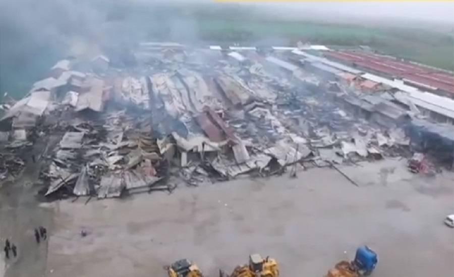 Od poznate pijace koju su posjećivali i Brođani nije ostalo ništa - izgorjela u požaru u cijelosti