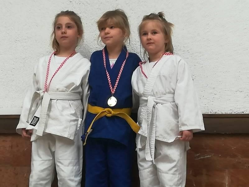 Judokanova judašica Angelika osvojila zlato na Međunarodnom turniru ʺKup Maksimirʺ