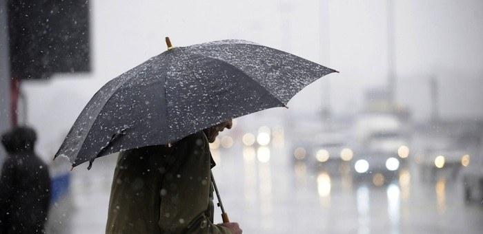 Vrijeme danas oblačno, povremeno s kišom i pokojim grmljavinskim pljuskom
