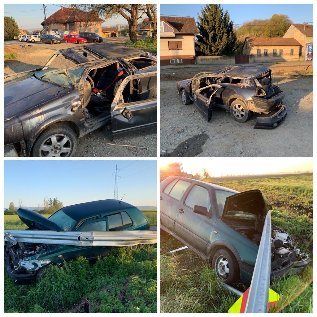 Ovaj vikend zabilježeno 7 prometnih nesreća, prijevare, krađe, provale u kuću i stanove