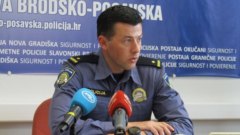Pojačani policijski nadzori prometa