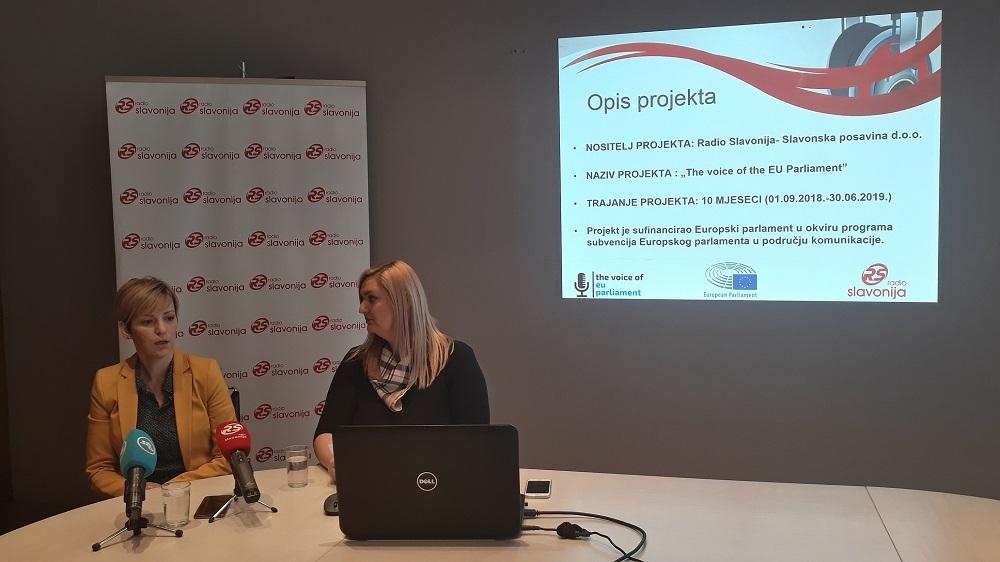 Održana uvodna konferencija projekta 'Glas Europskog parlamenta'