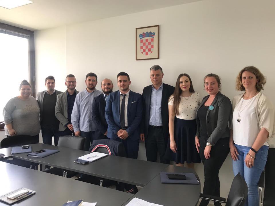 I iz Požege mladi koordinirano nastavljaju borbu za prava mladih u Slavoniji