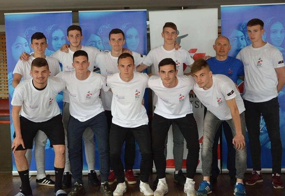Brođani državni prvaci u FUTSALU!