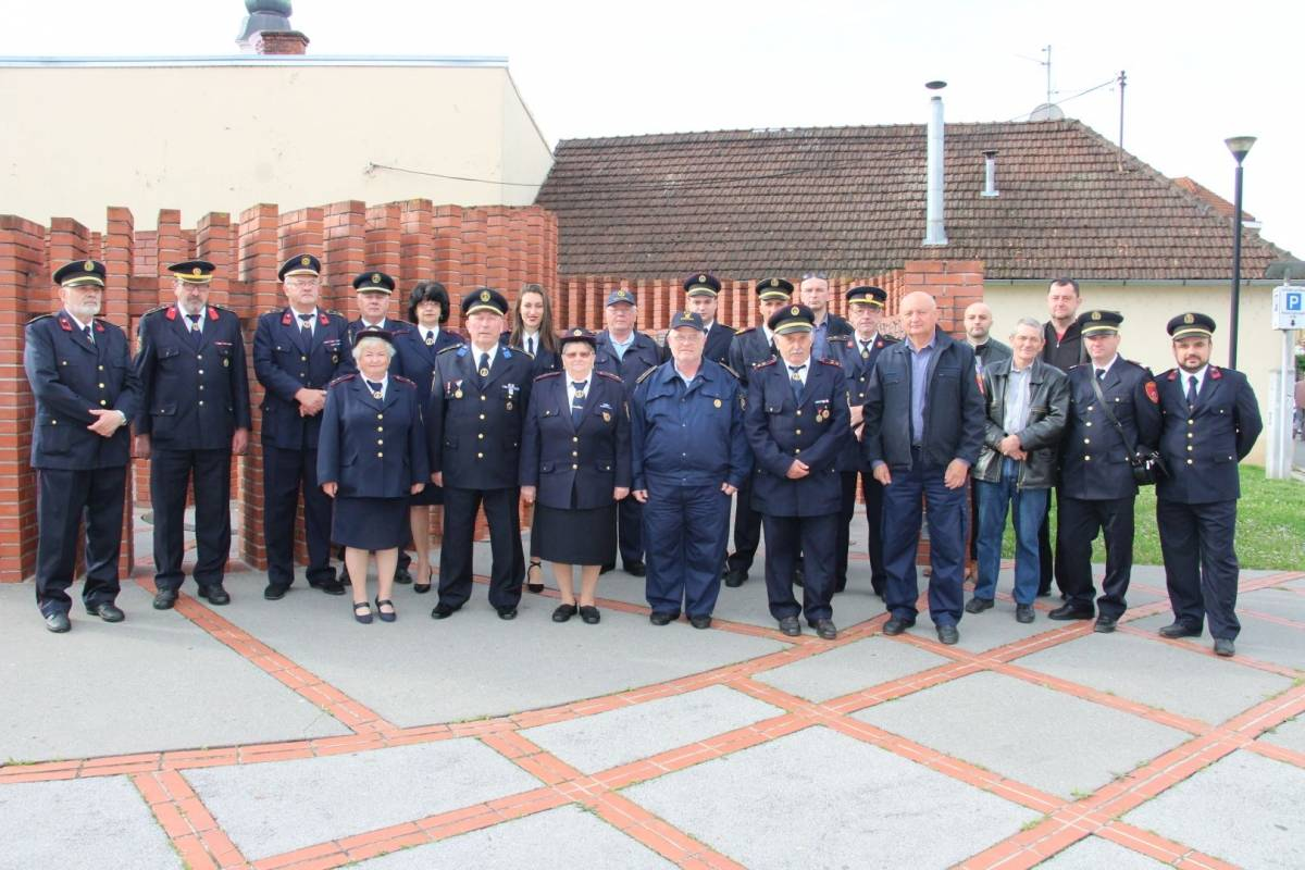 Obilježen Dan vatrogasaca i blagdan sv. Florijana zaštitnika vatrogasaca
