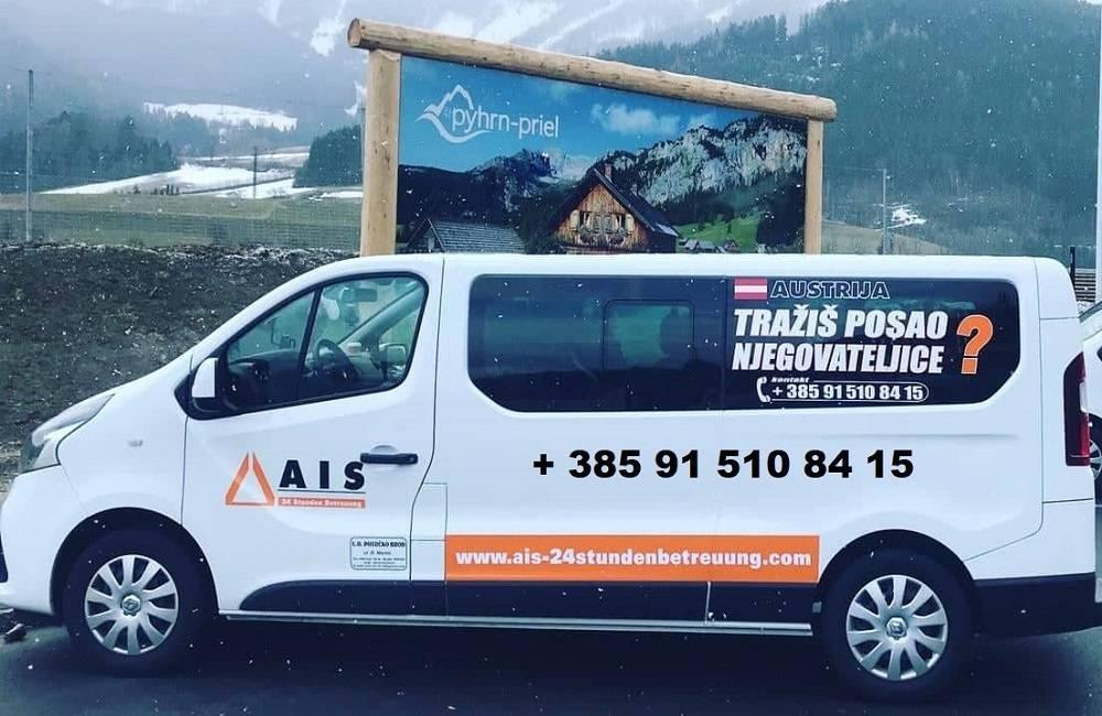 Kako brzo i jednostavno do posla njegovateljice u Austriji?
