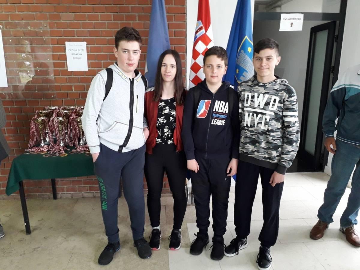 Prvi puta u povijesti požeškog streljaštva na Prvenstvu Hrvatske nastupila kadetkinja Kristina