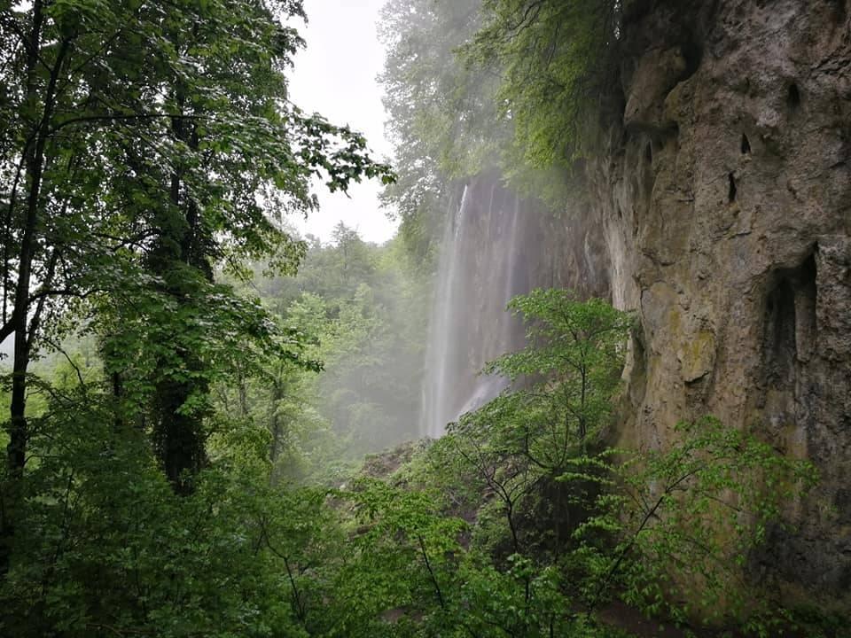 FOTKA DANA: Kišni dan na Jankovcu, 5.5.2019.