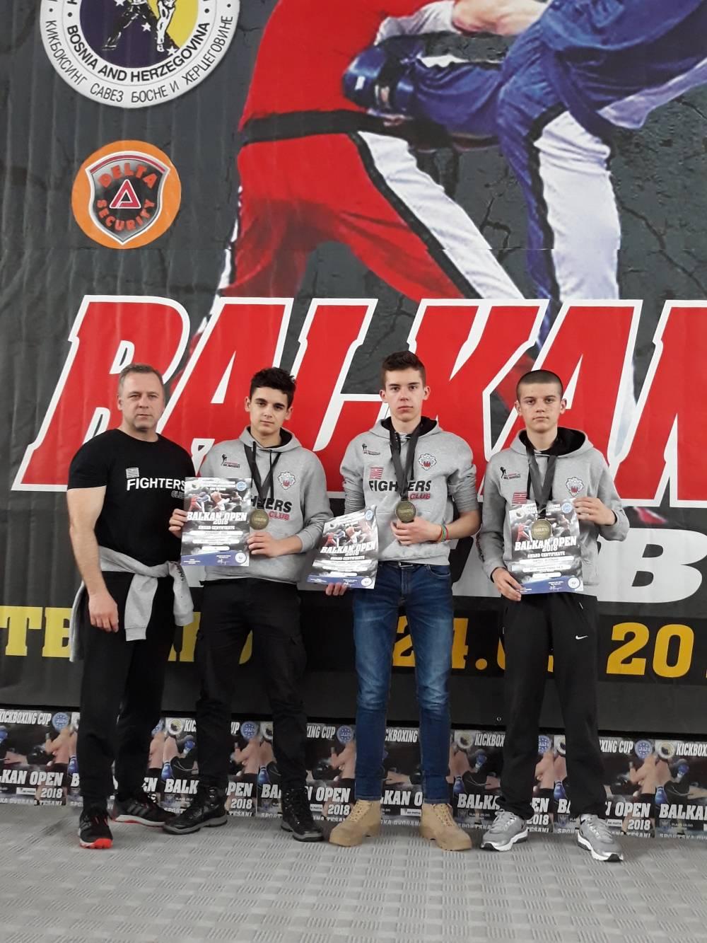 Bošnjak, Marković i Pigl brončani na međunarodnom turniru