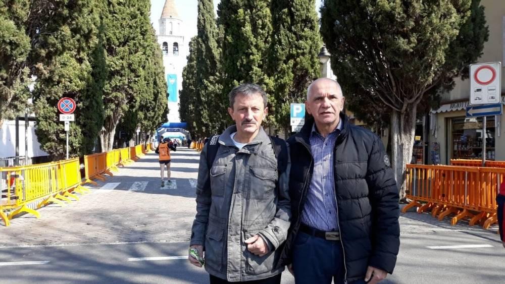 Požeški trkači na UNESCO Cities maratonu Palmanova