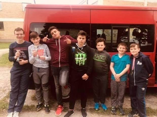 Uspjeh mladih lipičkih stolnotenisača u Slavonskom Brodu
