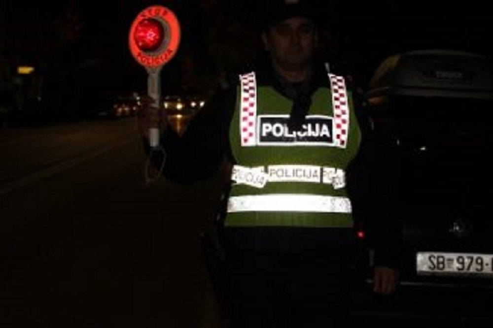 Brodsko-posavski policajci bez milosti prema alkoholiziranim vozačima