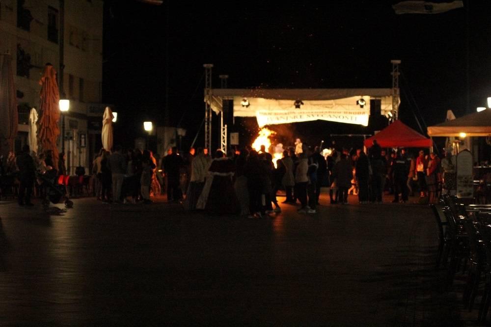 Ivanjskim svečanostima i paljenjem krijesova započelo obilježavanje Dana grada